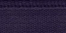 Молния RIRI металл. GO, 6 мм, 18 см, на атласной тесьме, неразъемн., тип подвески FLASH, цвет 2131 темно-синий