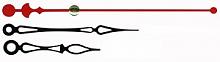 Стрелки для часов ЧМ-17 56/82B