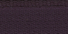 Молния RIRI металл. GO, 4 мм, 16 см, на атласной тесьме, 1замок разъемн., FLASH темно-фиолетовый