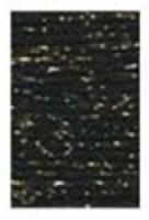 Visantia «LUXE» №13 чёрный с золотистым