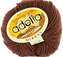 Adelia Mirray № 100 коричневый