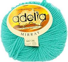 Adelia Mirray № 096 бирюзовый