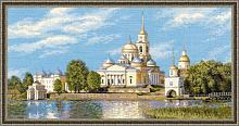 """Набор для вышивания арт.CС-1457 """"Никола Пустынь"""" 60х30 см"""