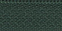 Молния Meras потайная неразъем, 1 замок 3мм 50см, цвет зеленый