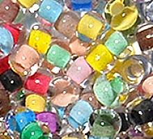 Прозрачный с супер прокрасом (Crystal Terra / Color Lined Inside)
