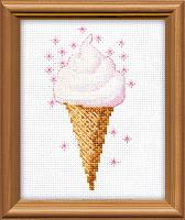 """Набор для вышивания арт.СС-1317 """"Мороженое"""" 13х16 см"""