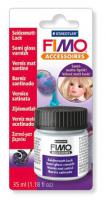 Полуматовый лак на водной основе FIMO