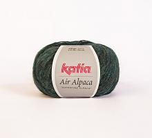 Пряжа AIR ALPACA цвет 208 малахит