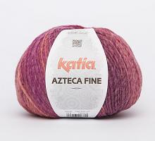 Пряжа Azteca Fine  (Ацтека Файн) 213 оранжево-малиновый